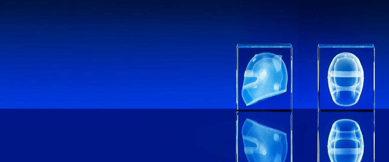 3D laser reklamní předměty